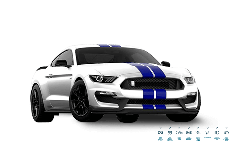 Ford Shelby desde