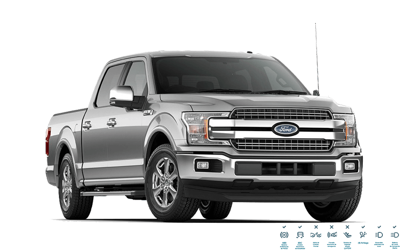 Ford F-150 desde