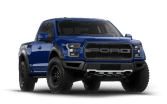 NEW FORD RAPTOR 2017